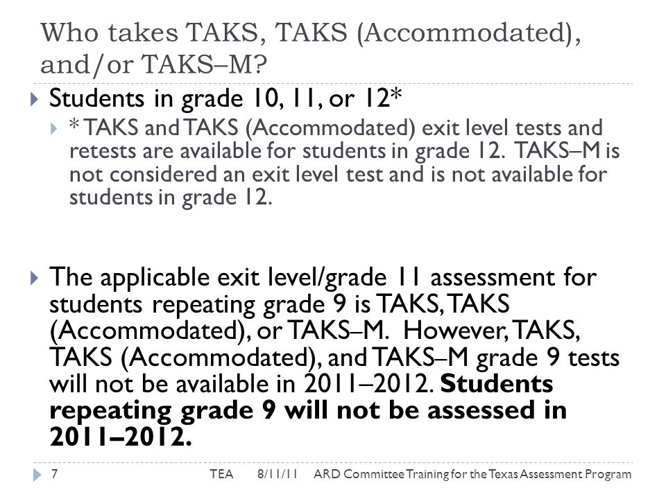 STAAR Modified Participation Requirements  Each Yes answer requires a justification.