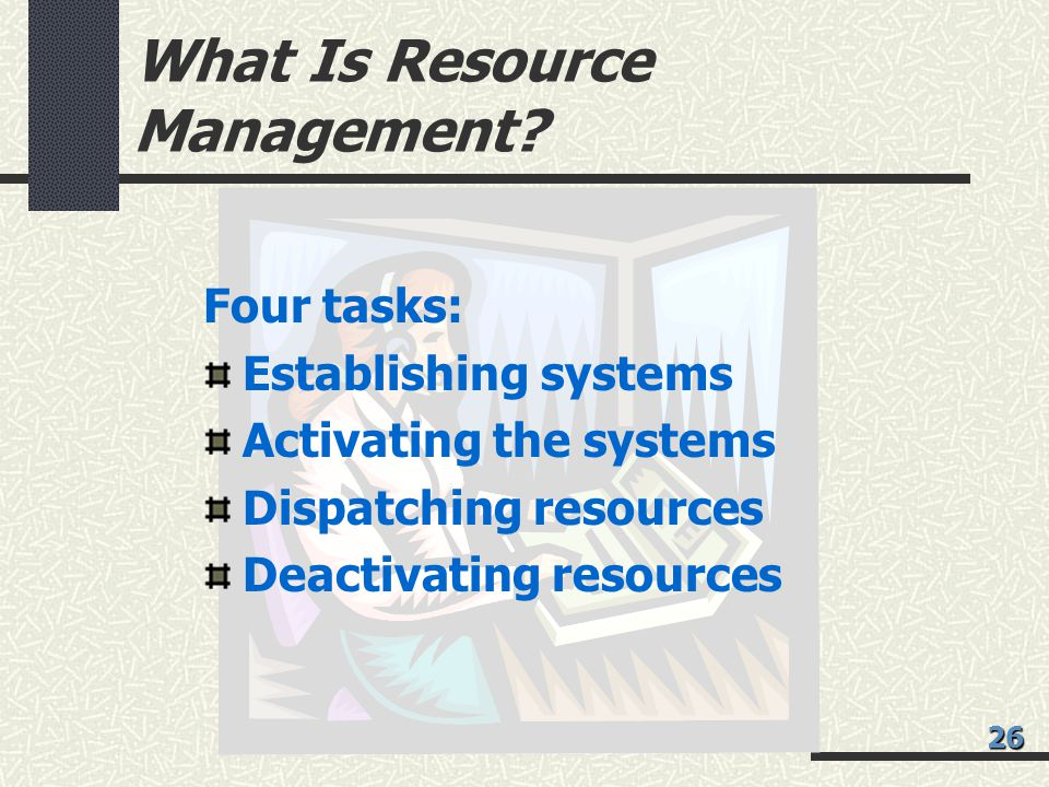 What Is Resource Management.