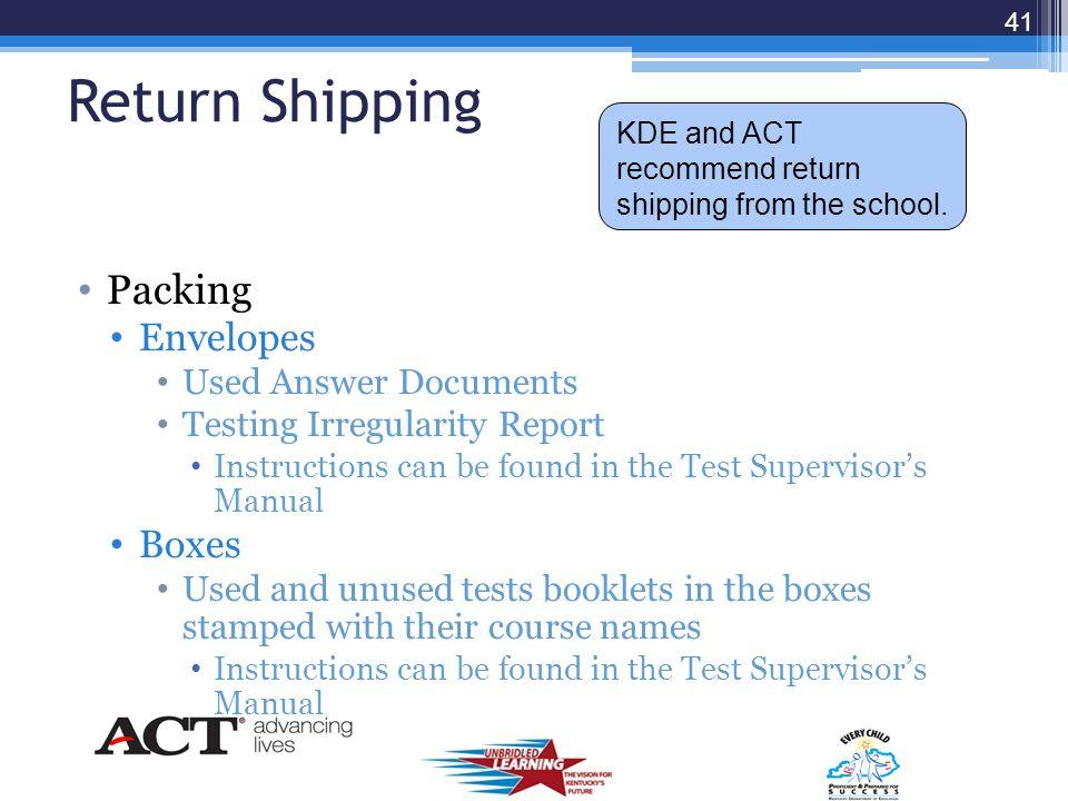 Return Shipping: Group Headers 40 Group Header 1 Roster 1 Roster 2 Group Header 2