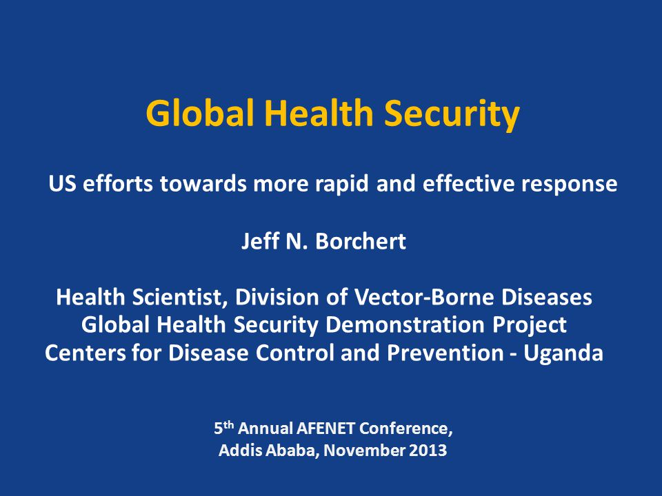 Biological threats, whether naturally occurring, intentionally produced or the result of laboratory accident, constitute a growing international threat to humans and the global economy