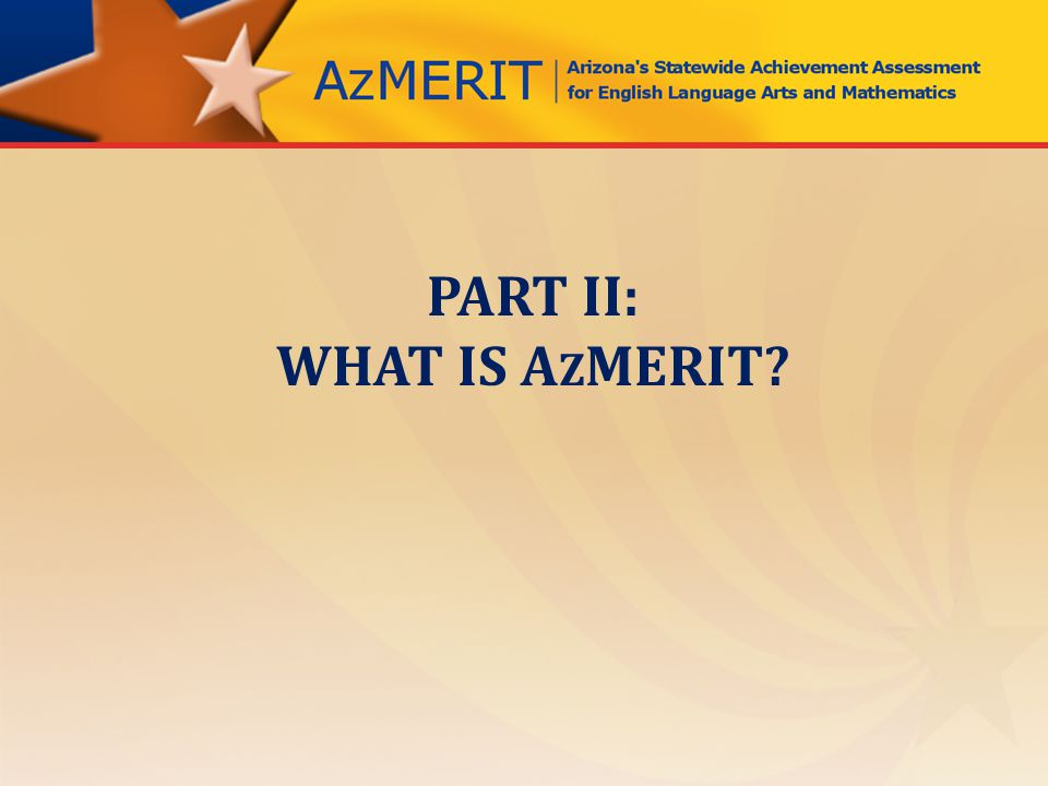 PART II: WHAT IS A Z MERIT