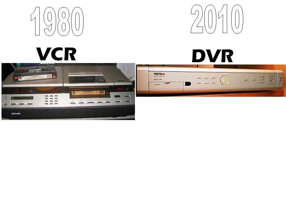 VCR DVR