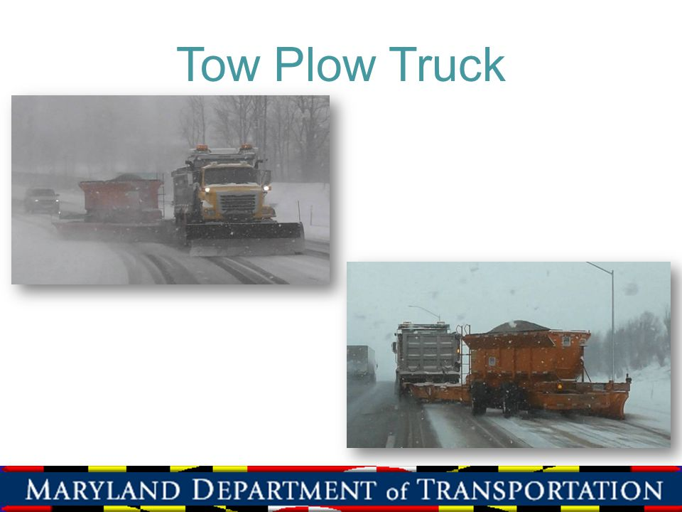 Tow Plow Truck