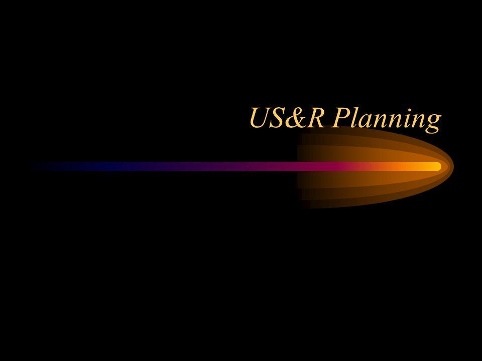 US&R Planning
