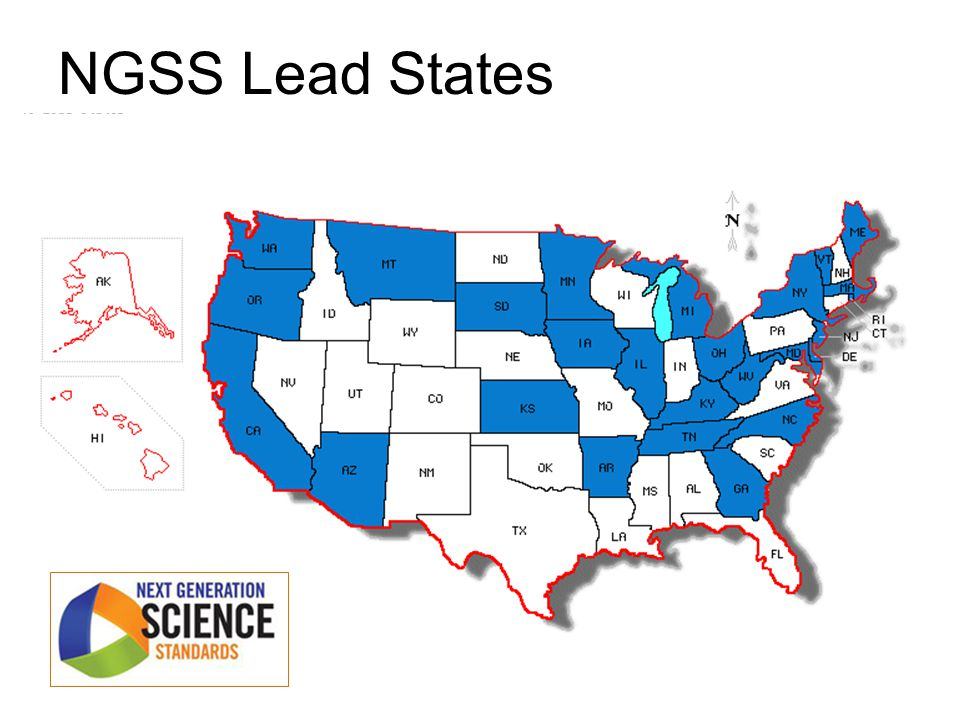 NGSS Lead States