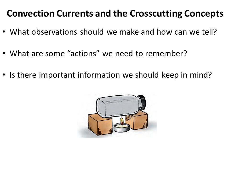 Final Thoughts Use models to analyze the Dimension 2 crosscutting scientific and engineering concepts from A Framework for K-12 Science Education .