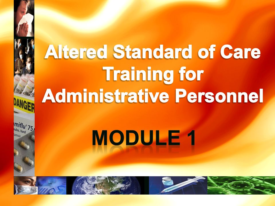 Once the Altered Standard Order Form is completed, the MHOAC and EMS Agency Medical Director will inform all Public Safety Answering Points (PSAPs), ambulance dispatch centers, Control Facilities, hospitals, and EMS providers of these orders.