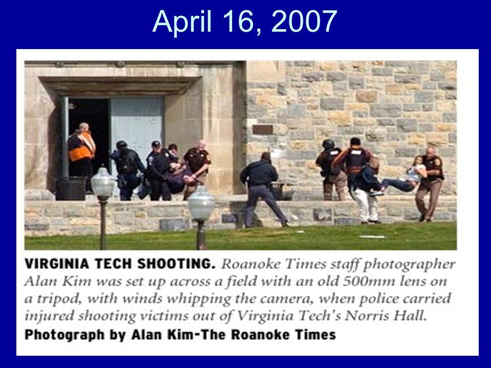 April 16, 2007