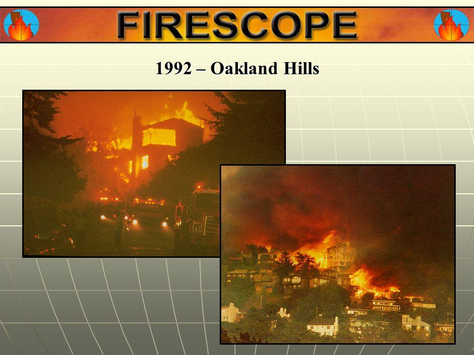 1992 – Oakland Hills