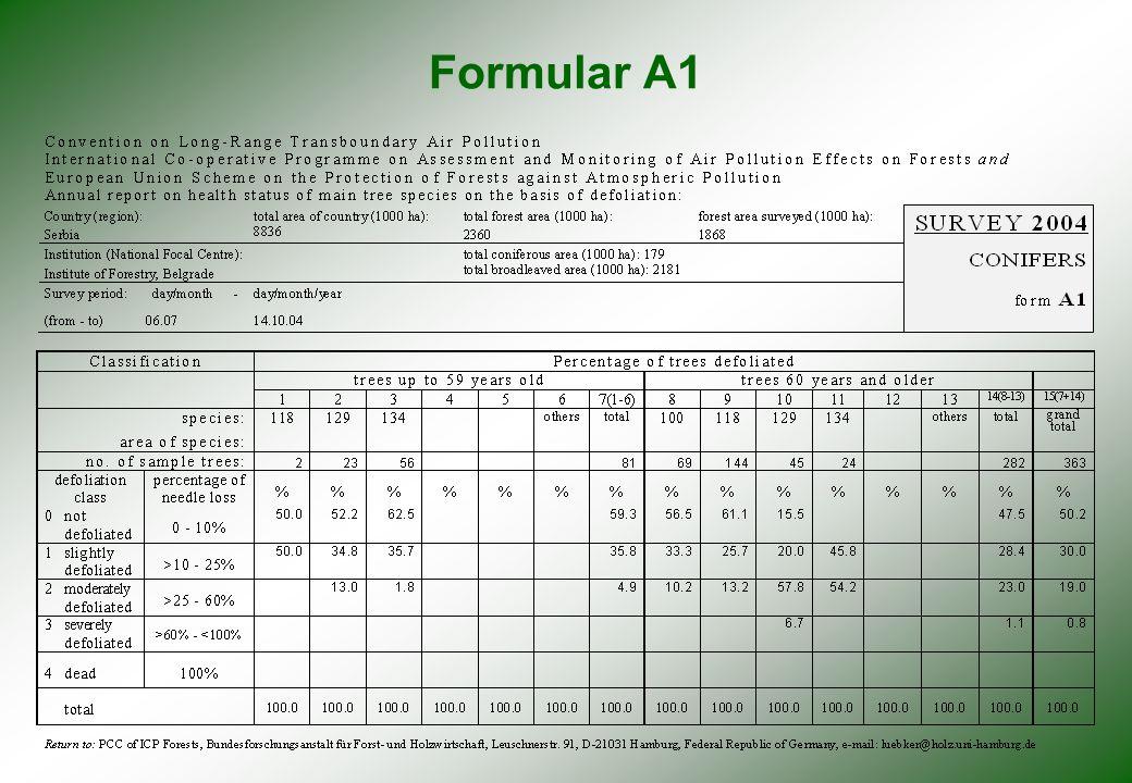 Formular A1
