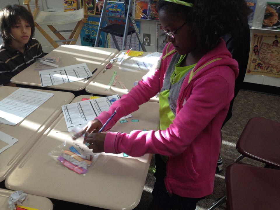 CONSTRUCTED-RESPONSE IN MATHEMATICS Grade 5