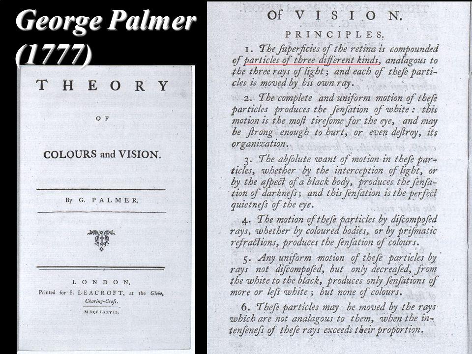 George Palmer (1777)