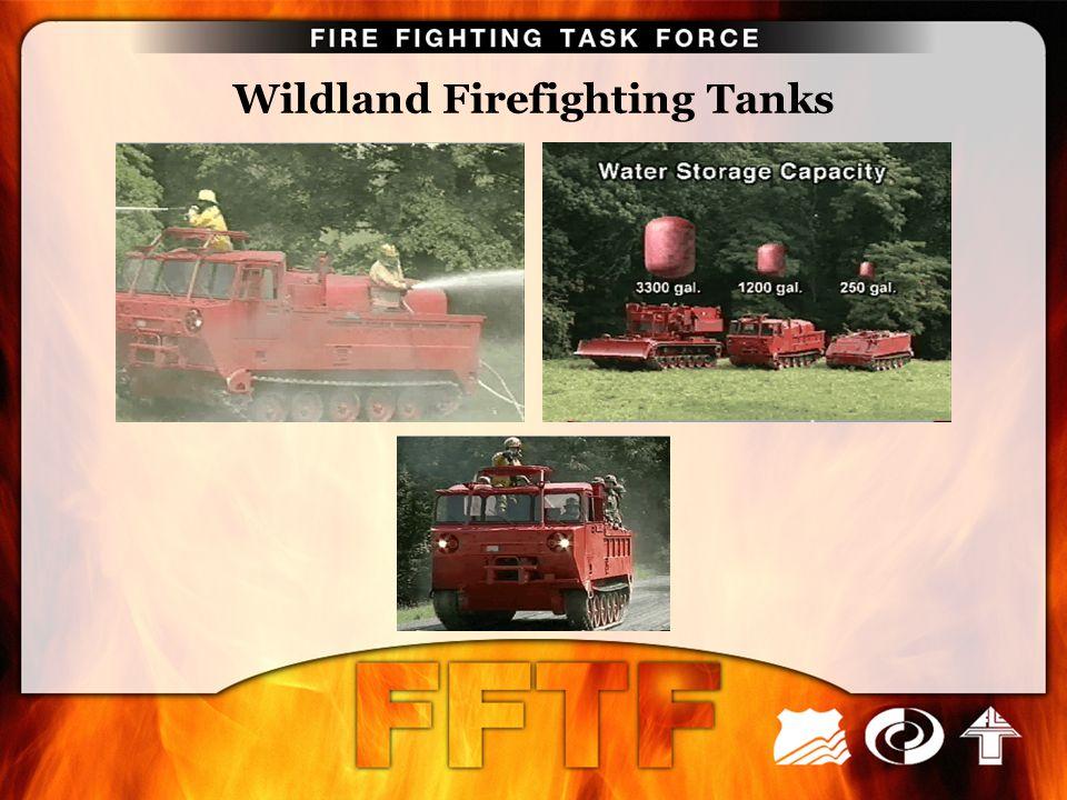 Wildland Firefighting Tanks