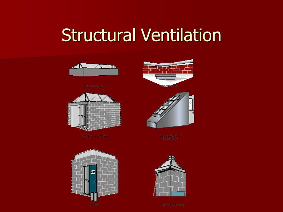 Structural Ventilation
