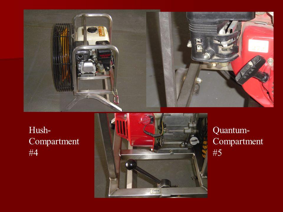 Hush- Compartment #4 Quantum- Compartment #5