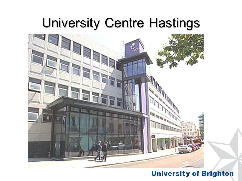 University Centre Hastings