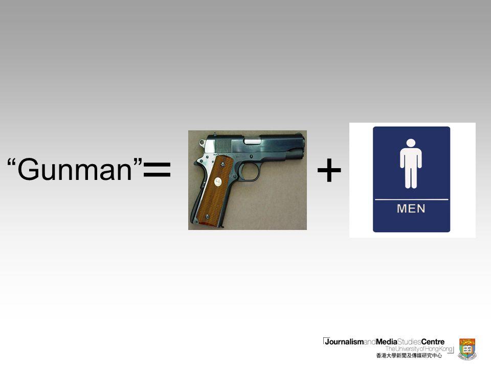 Gunman + =