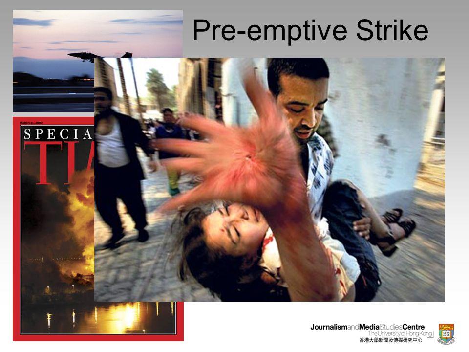 Pre-emptive Strike