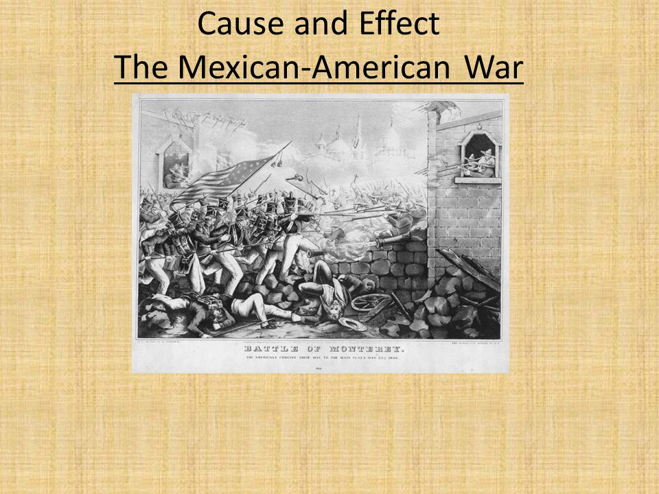 The Annexation of Texas by the U.S.angered the Mexican Government.
