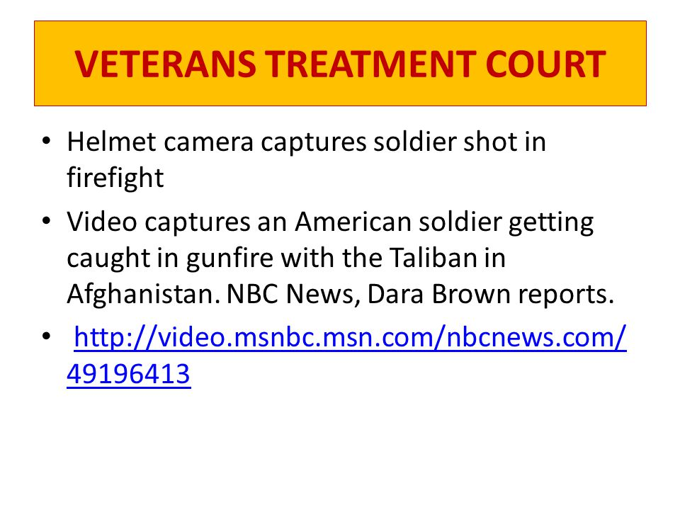 Helmet camera captures soldier shot in firefight Video captures an American soldier getting caught in gunfire with the Taliban in Afghanistan. NBC New