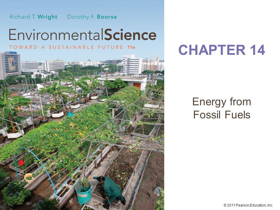 © 2011 Pearson Education, Inc.Energy-saving technologies are here.