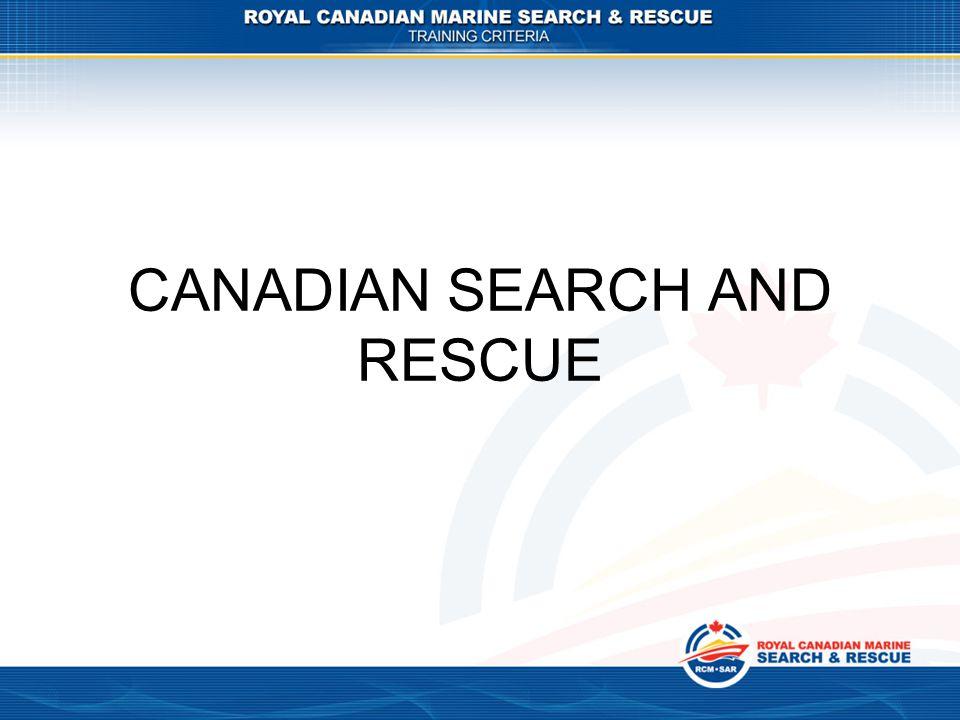 RCM-SAR Units in British Columbia