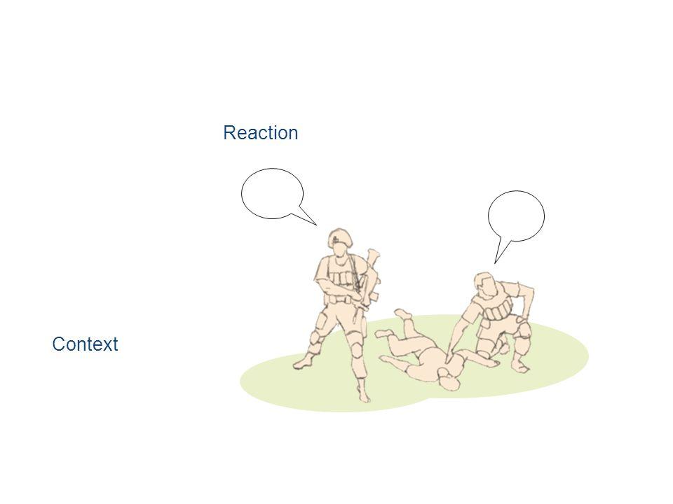 Reaction Context