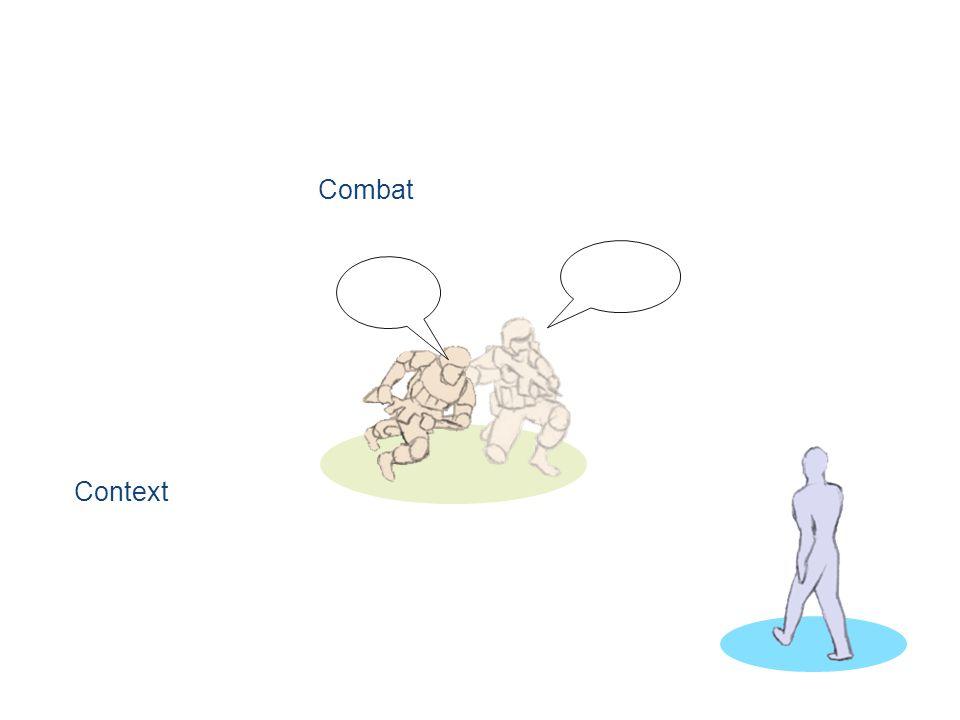 Combat Context