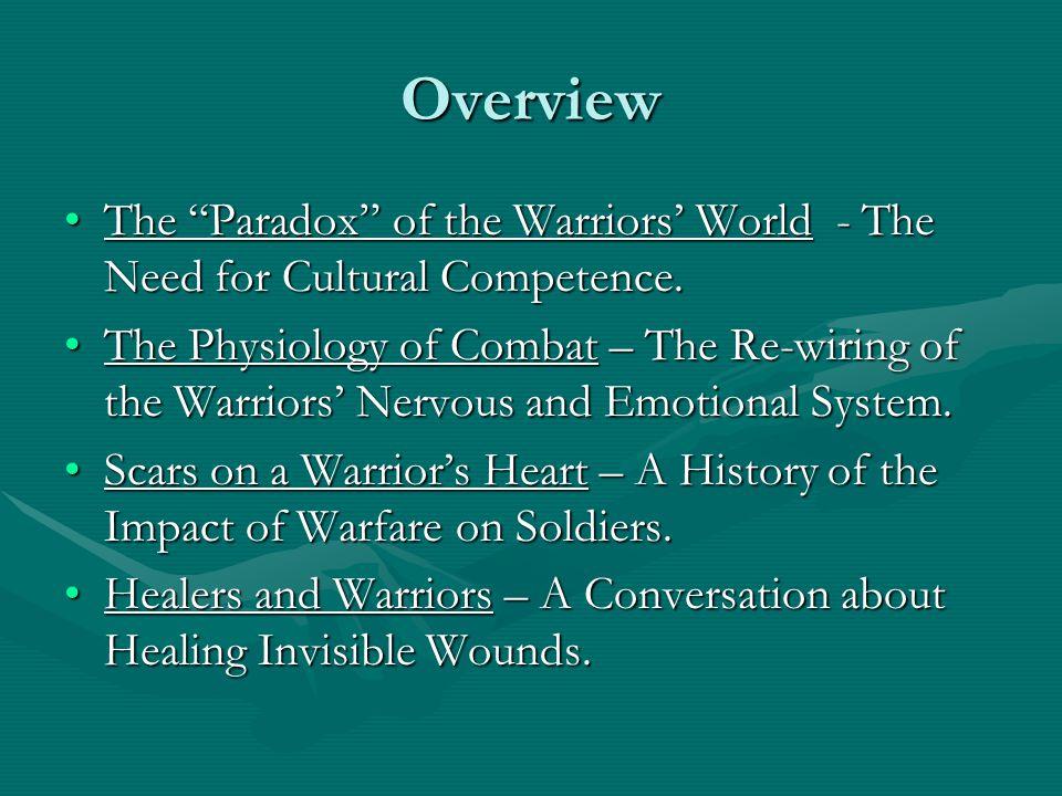 The Warrior's Paradox 3.