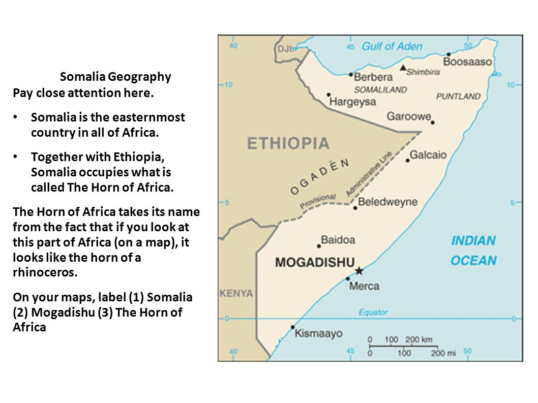 Puntland State of Somalia Claimed autonomy in 1998 Do not want to be fully independent of Somalia.