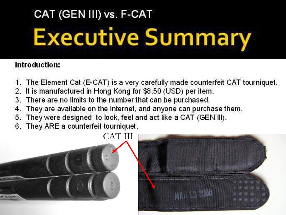 11 CAT III