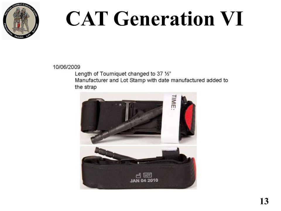 CAT Generation VI 13