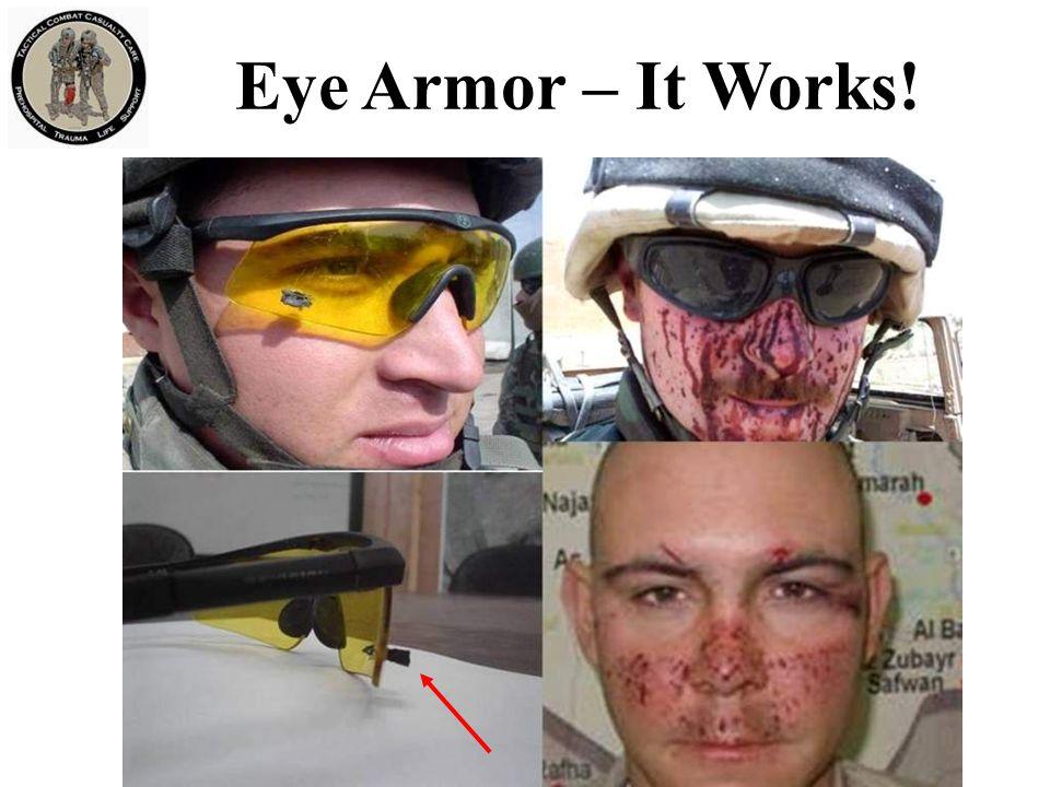 Eye Armor – It Works!