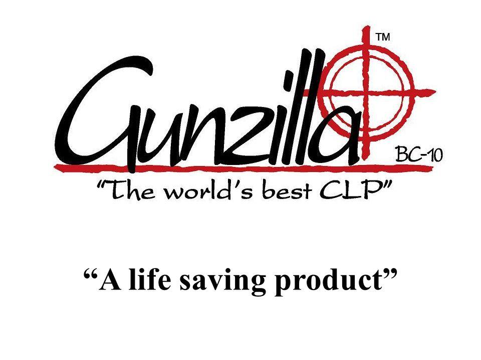 A life saving product