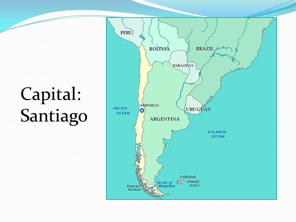 Capital: Santiago