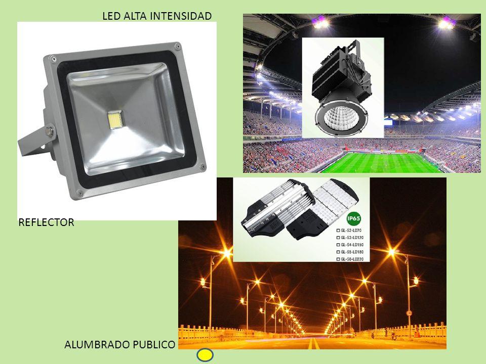 REFLECTOR LED ALTA INTENSIDAD ALUMBRADO PUBLICO