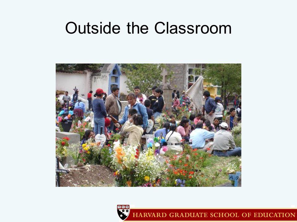 Outside the Classroom