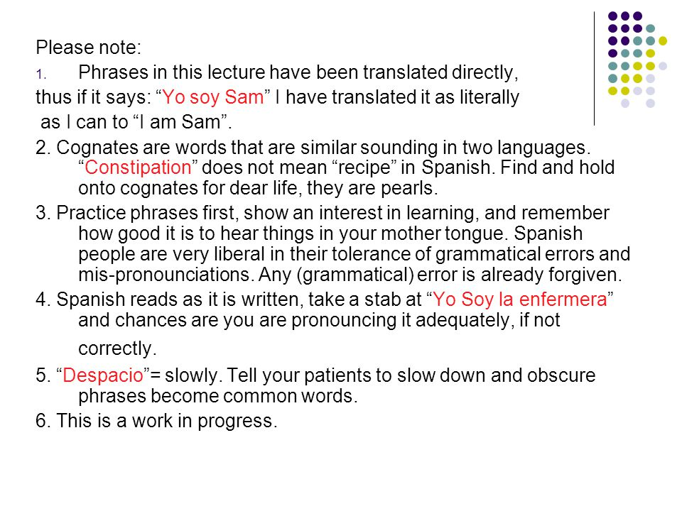Power Verbs are often irregular, in this instance, you must remember how they are conjugated Ser- to be (permenantly) Soy- I am Es- he/she/you are Ir- to go Voy- I go Va- he/she/you go Poder- to be able to Puedo- I am able to Puede- he/she/you are able to