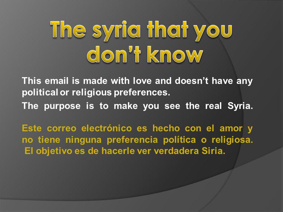  Leave Syria Alone we don't have oil…… Siria no solo tenemos el aceite ……