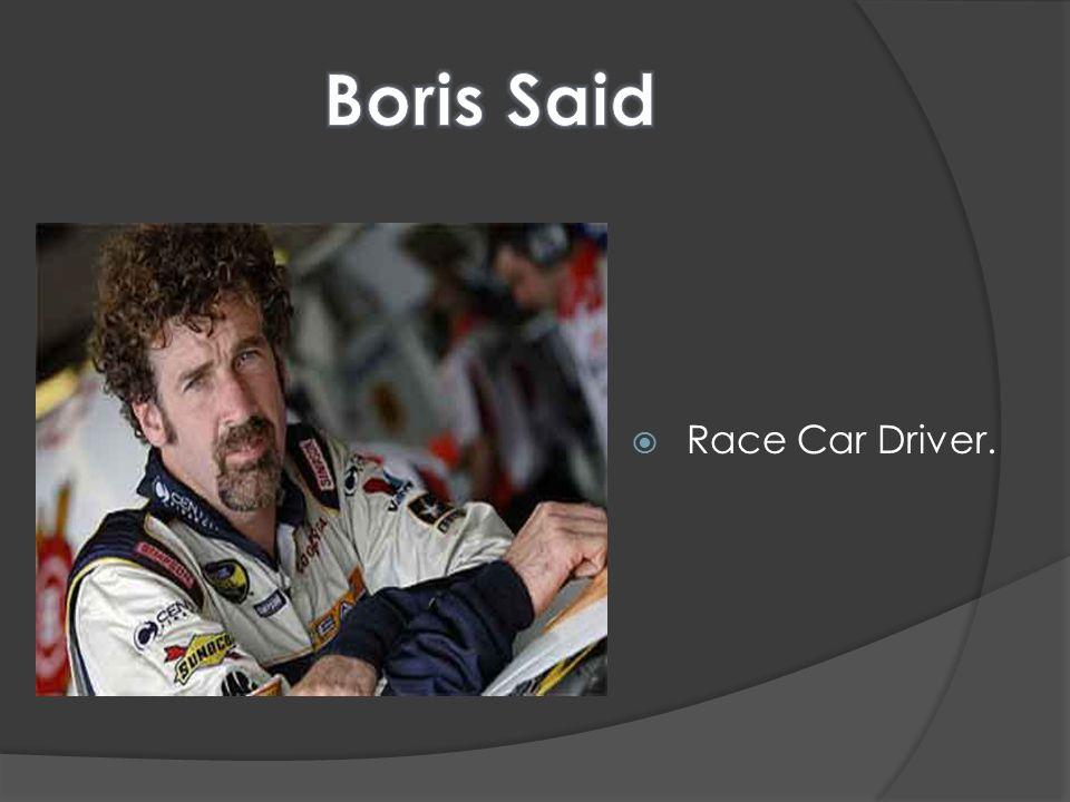  Race Car Driver.