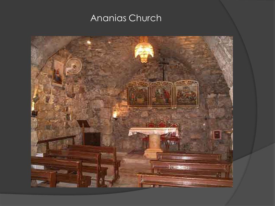 Ananias Church