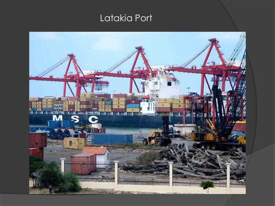 Latakia Port