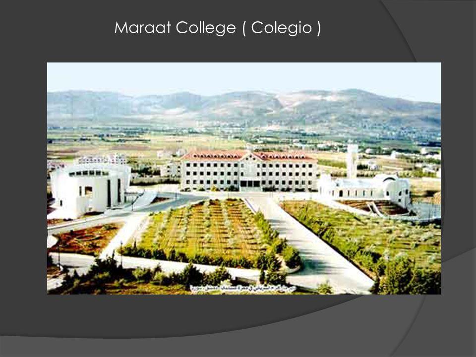 Maraat College ( Colegio )