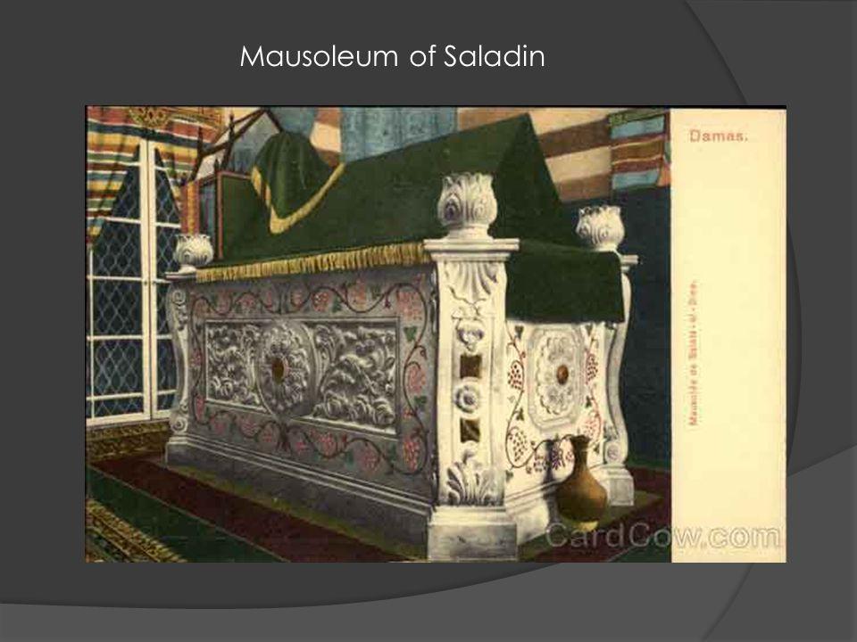 Mausoleum of Saladin