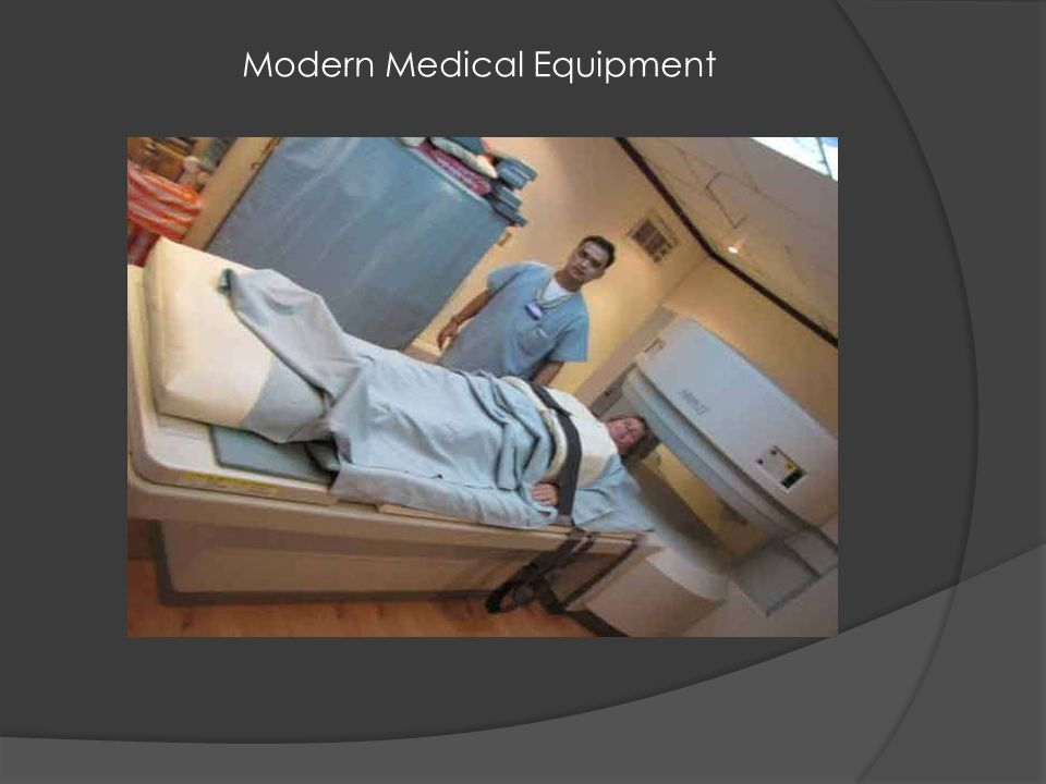 Modern Medical Equipment