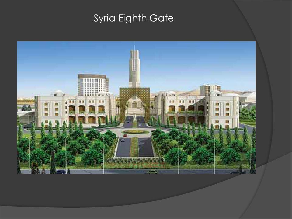 Syria Eighth Gate