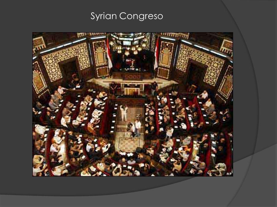 Syrian Congreso