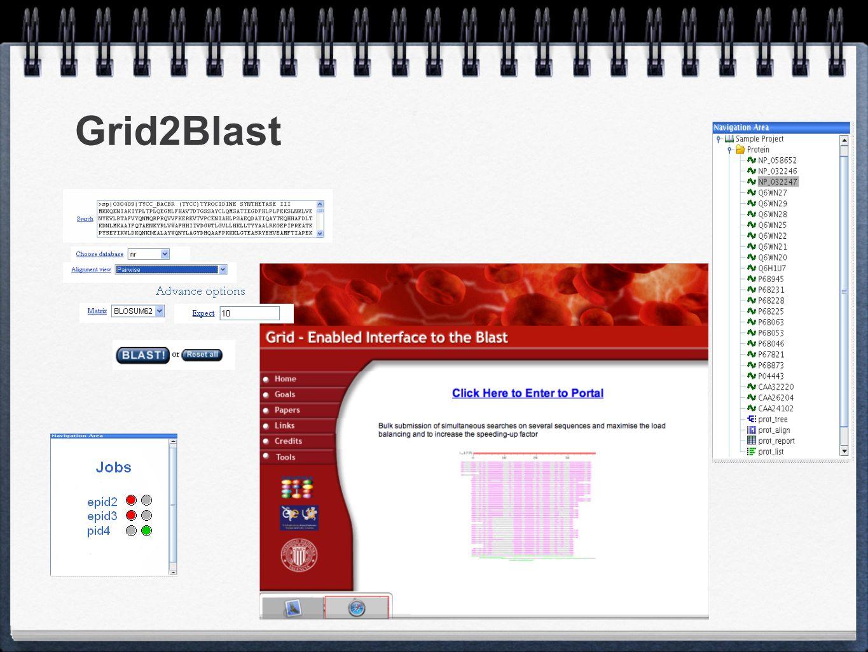 Grid2Blast