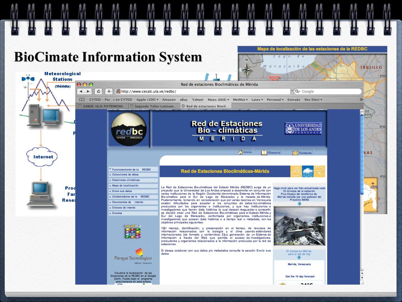 BioCimate Information System