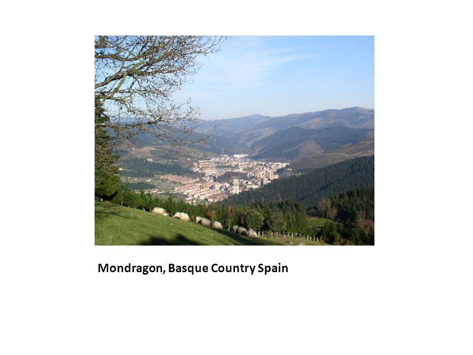 Mondragon, Basque Country Spain